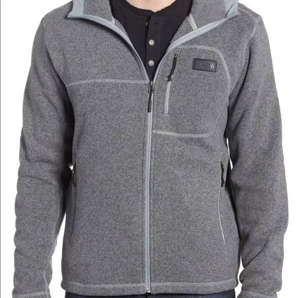 5e921a1e7 Men's North Face Gordon Lyons Hoodie Fleece Jacket NWT